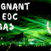 Don't be scared to go if you are pregnant. It actually happens more often then you think. #lifeofaura #edcvegas #pregnancy #festivalseason