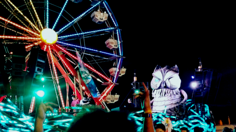 Want to continue your EDC experience? Check out the extra events Camp EDC has to offer. #EDC #EDCLV2018 #festivalseason #rave
