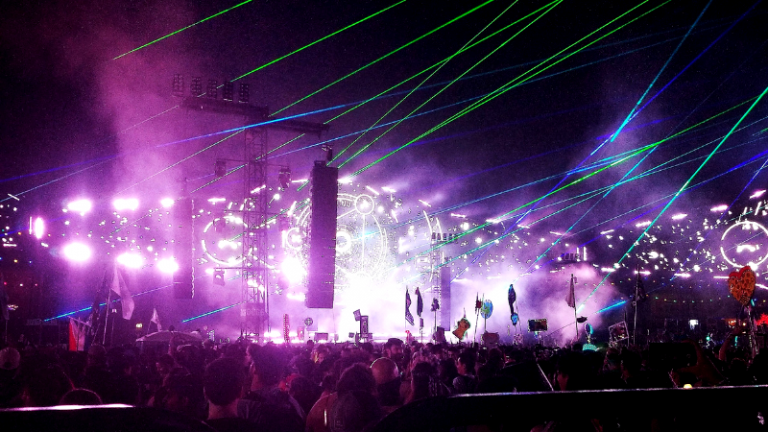 You don't have to go to EDC with others! It is just as much fun to go solo! Check out this article about going solo to EDC. #EDCVegas #EDCLV2018 #EDC #Rave #Ravelife