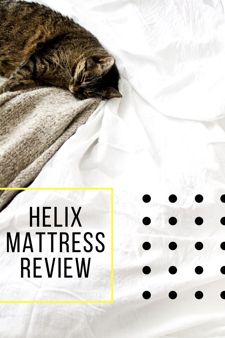 Mattresses are not equal. But one customized to your needs and is made to order is what you want. Helix Sleep delivers just that. Check out more about Helix at lifeofaura.com. #home #mattress #bed #homedecor #sleep #custom #Helixsleep #Helix
