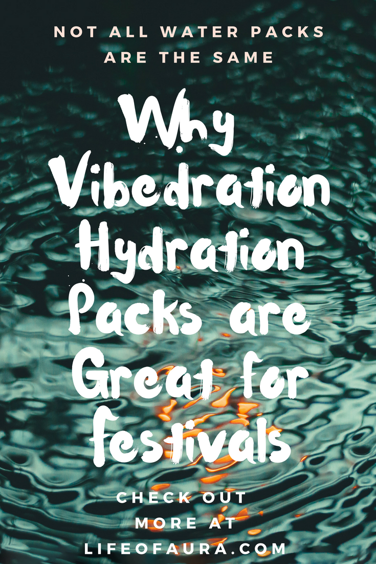 Get ready for festival season with the perfect water hydration pack. #rave #festival #waterpack