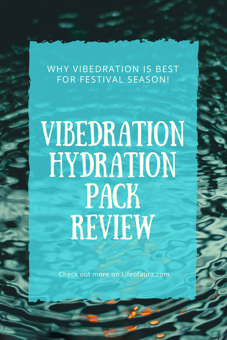 Festival season has come and it is time to stay hydrated. Check out why VIbedration should be your go to. #rave #festival #waterpack