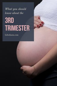 You have made it to the last part of pregnancy hooray! Let's find out what you should know about it. #3rdtrimester #lifeofaura #pregnancy