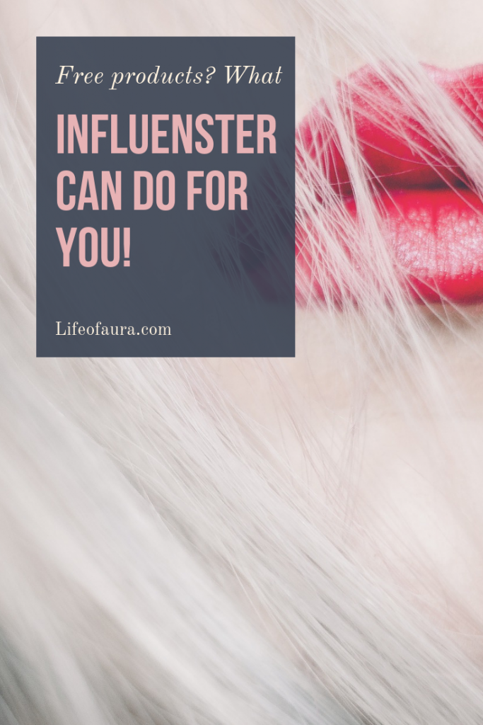 Want to get free products just for writing reviews? Check out what Influenster can do for you! #lifeofaura #review #Influenster #influencer
