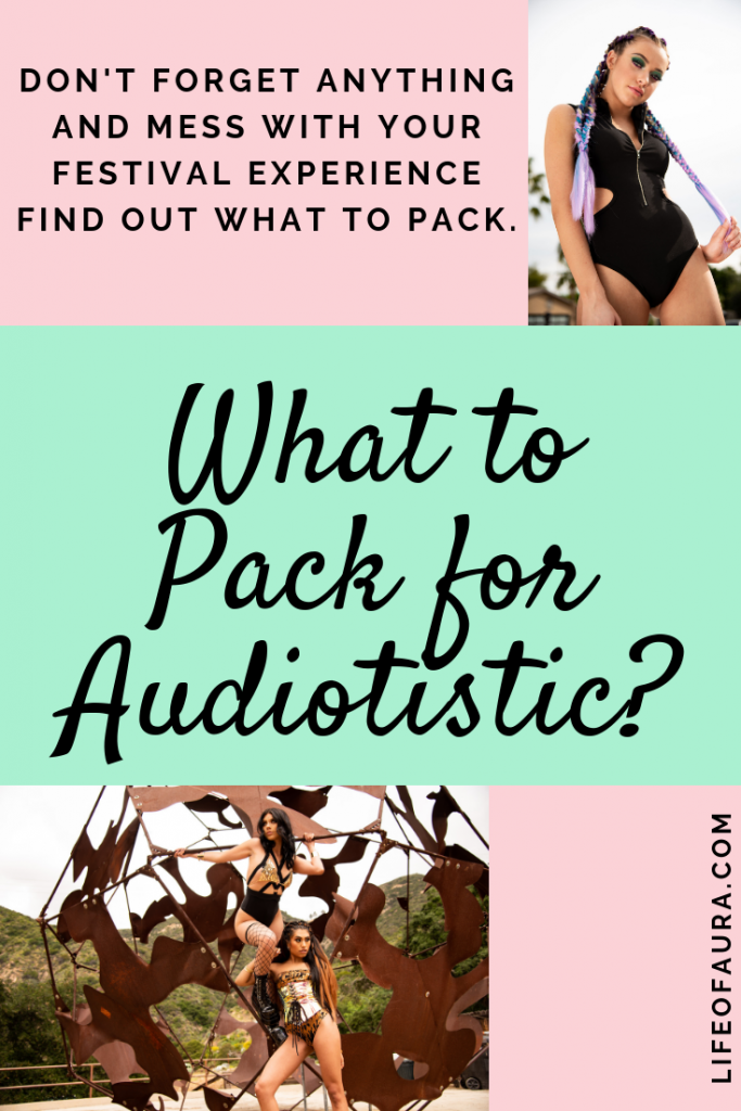 Don't forget anything at home and ruin your festival experience find out what to pack here. #audiotistic #festival