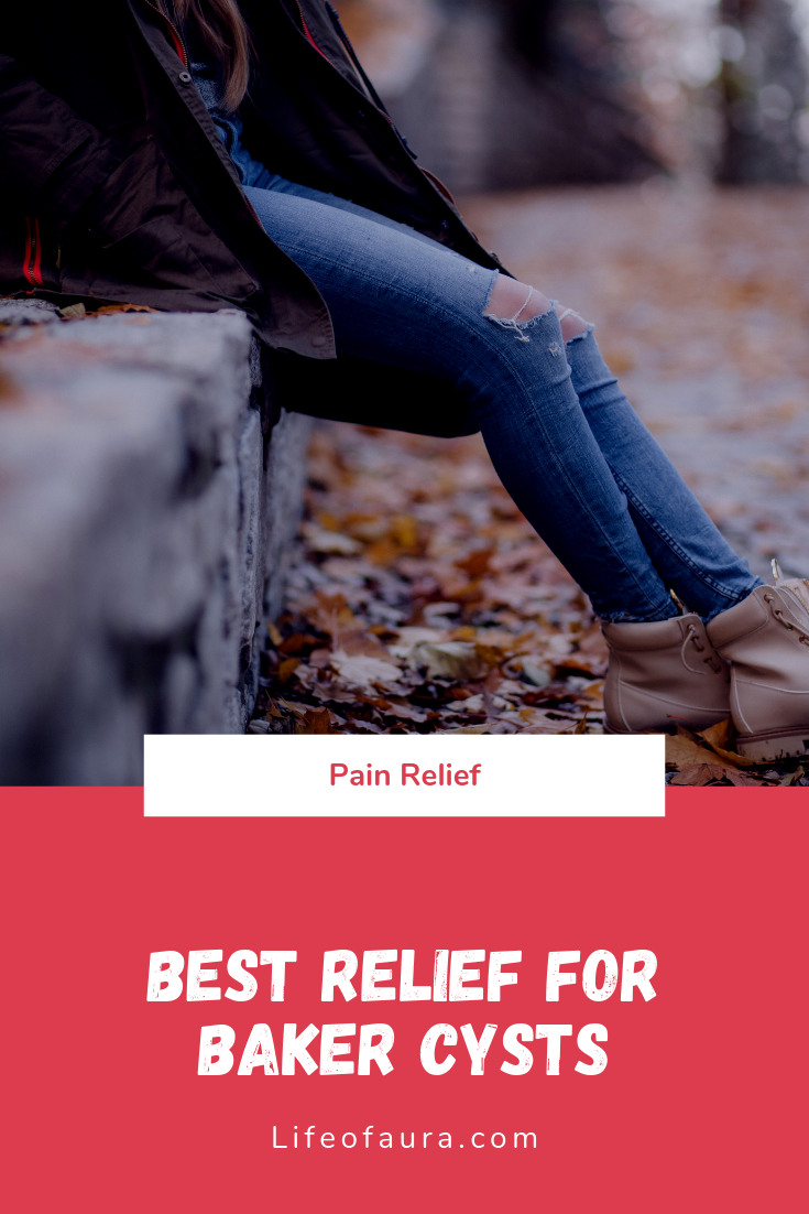 Baker cysts are very unwanted and can give you a lot of pain specially since they will always come back. Thankfully I found something that works in no time to get you walking again without pain. #bakercyst #painrelief