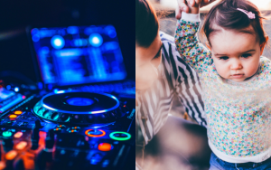 Motherhood shouldn't mean you can't go to festivals and be a raver. So why are we shamed in society? #motherhood #festivals #shamed