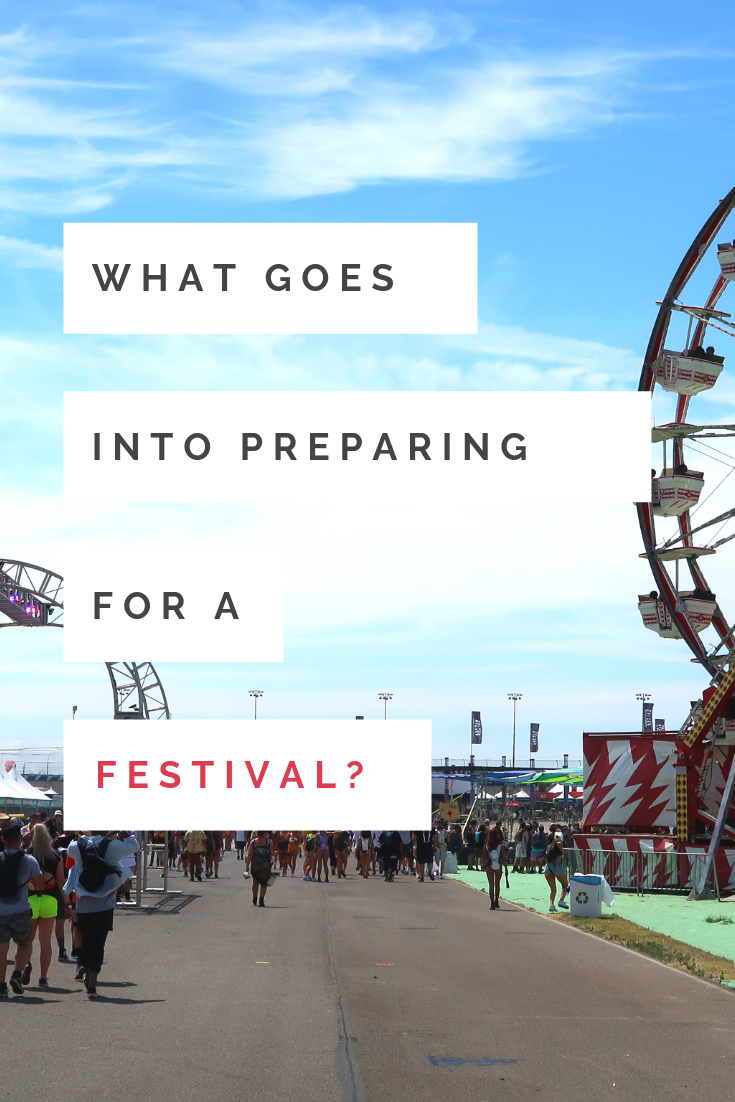 When it comes to getting what you have to prepare for a festival done it may actually become stressful. But what is so stressful about going to a festival? Getting there. #festival #festivalseason #lifeofaura
